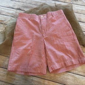 NWOT Southern Tide The Skip Jack Shorts Red